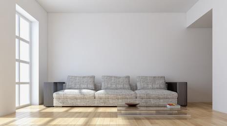 Welche Wandfarbe passt zu grauen Mbeln