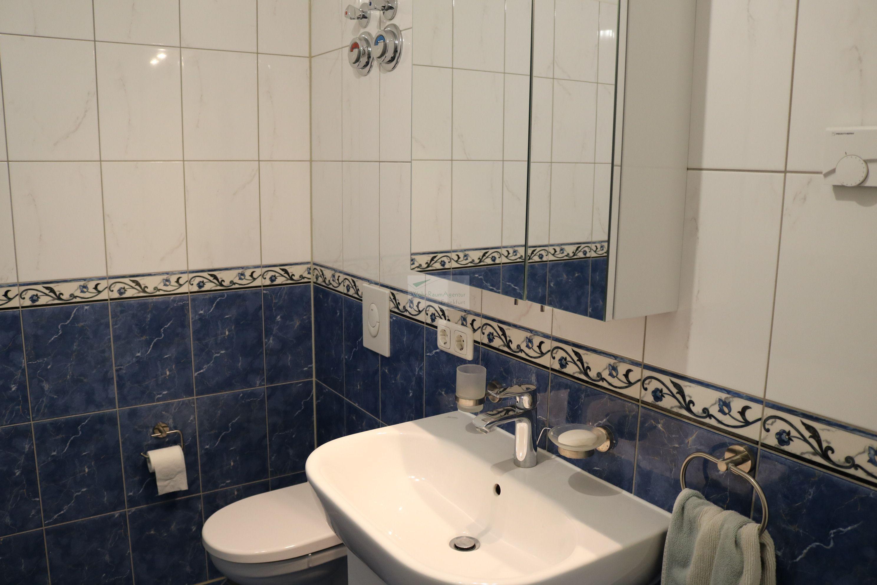 FrankfurtRebstock3 Zimmer Wohnung4885  WohnRaumAgentur