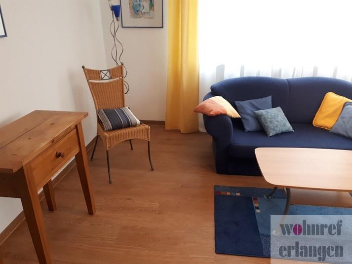 Schne 4 Zimmer Wohnung mbliert in Erlangen Dechsendorf