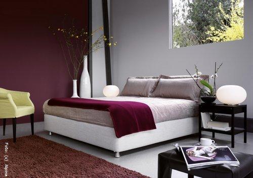 Wohnzimmer Farben Grau Rot Haus Design Ideen