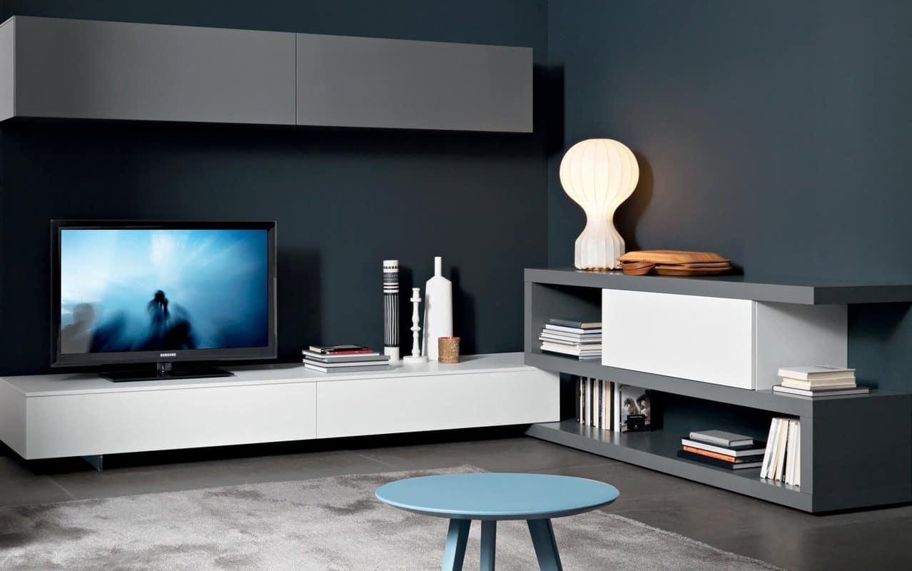 Designer Wohnwand kaufen  wohnstationde