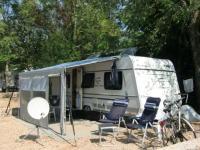 Fiamma Caravanstore 440 BlueOcean mit Seiten und ...