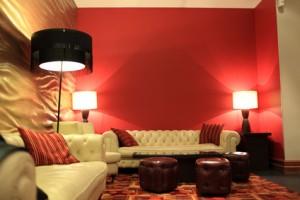 Lampen  Leuchten im Wohnzimmer