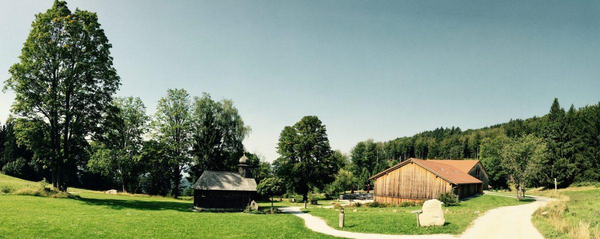 Panorama Gutsalm Harlachberg