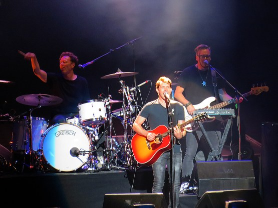 Review: James Blunt und Ed Sheeran Konzert in Los Angeles