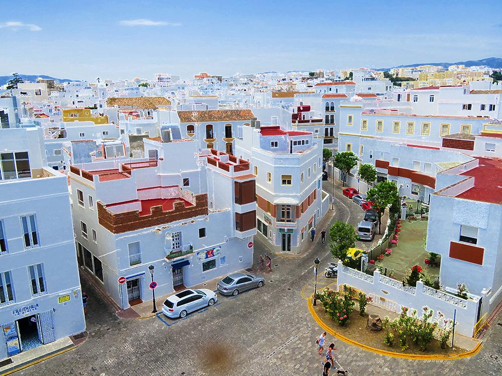 Ein Kurzurlaub in Tarifa, Andalusien