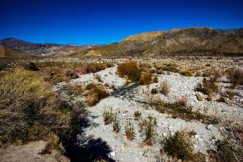 Whitewater Preserve – Naturschutzgebiet