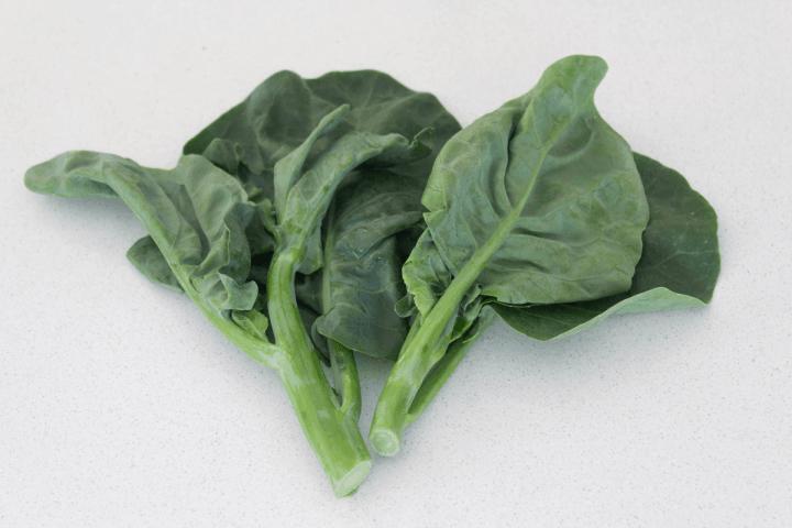 Chinese Broccoli.