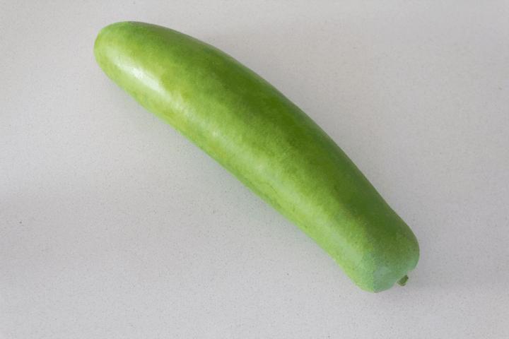 A young winter melon.