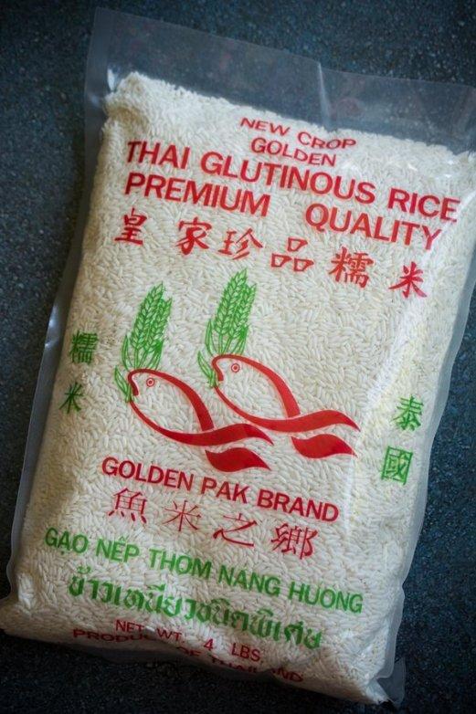 Thai Mango and Sticky Rice