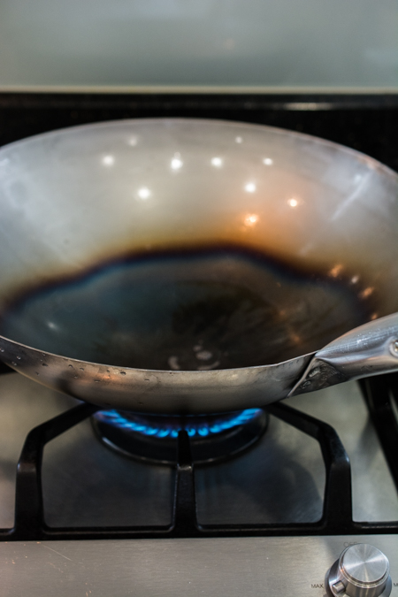 How to Season a New Wok - a step by step guide