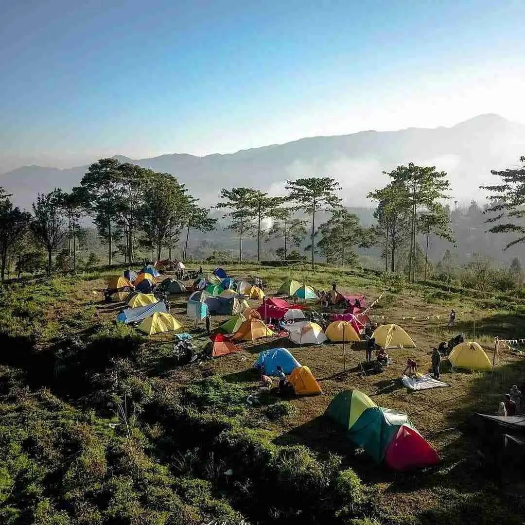 Wisata Camping Ground Gayatri Yang Hits Di Bogor Woke Id   Info ...