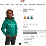 H&M Coolest Monkey in the Jungle Hoodie