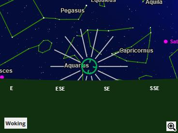 Southern Delta-Aquariids.