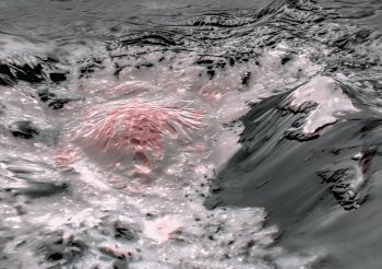 Underground Salt Water on Ceres