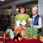 Medien im Mittelpunkt: Büchereien in Münster-Südost zeigen Neues