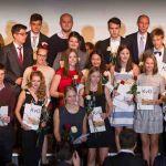 Abitur-Entlassfeier des KvG in Münster-Hiltrup 2017