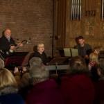 Neujahrskonzert mit Bea Nyga im Hiltruper Kloster 2016