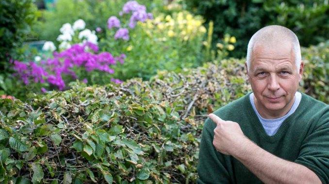 """""""Hier gibt es nichts Vermurkstes"""": Jörg Pfenningschmidt erzählte fesselnd in der Freien Gartenakademie."""