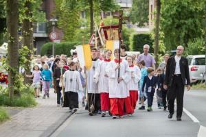 Expedition Münsterland informiert über Tradition von Prozessionen