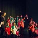 KG Schlossgeister präsentiert Tänzerinnen und Schlossknacker-Zorro