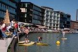 Fotos vom Hafenfest 2009 in Münster. Foto: A. Hasenkamp, Fotograf in Münster.