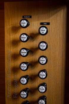 Orgel von St. Nikolaus.