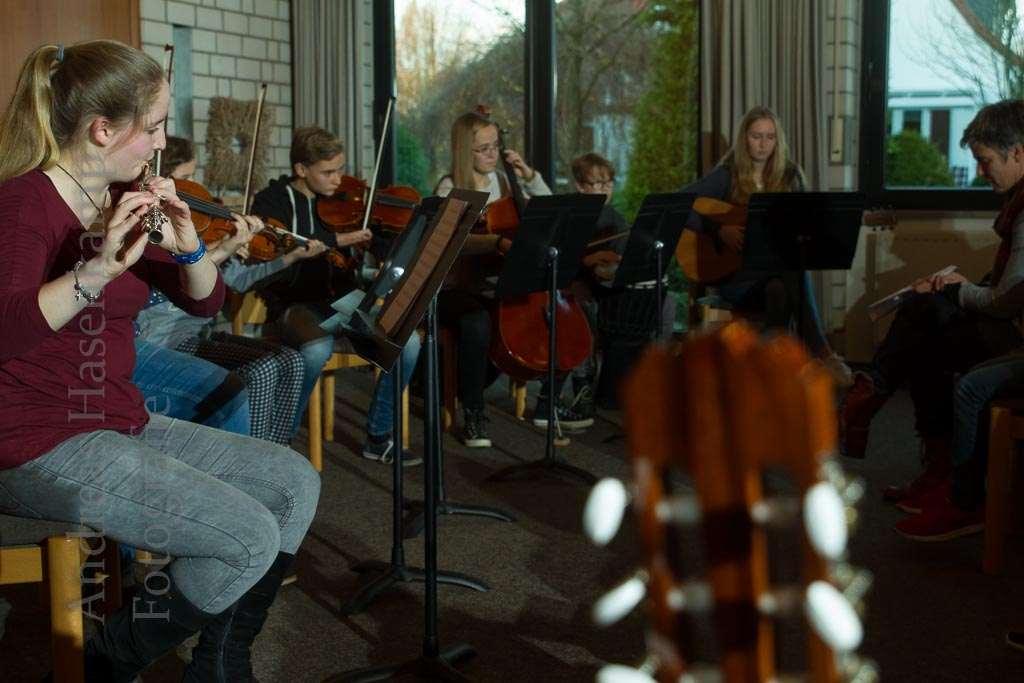 Schüler-Konzert der Musikschule Wolbeck.