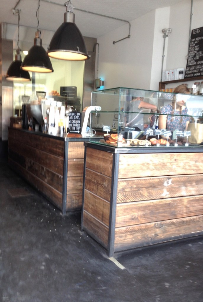 The Best Working Cafes: The Coffee Works Project