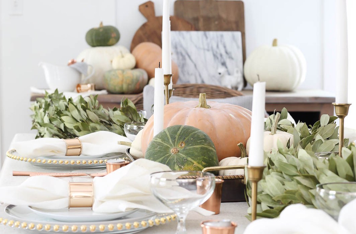 15 Beautiful Thanksgiving Tables to Inspire