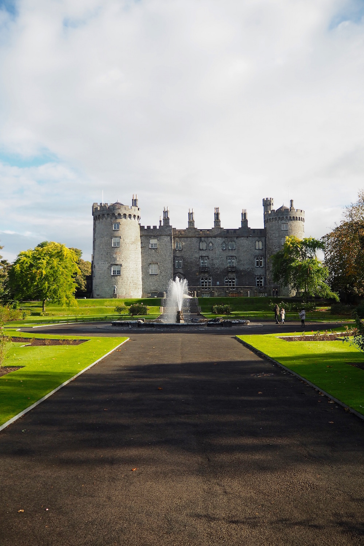 Kilkenny Castle   Wolf & Stag