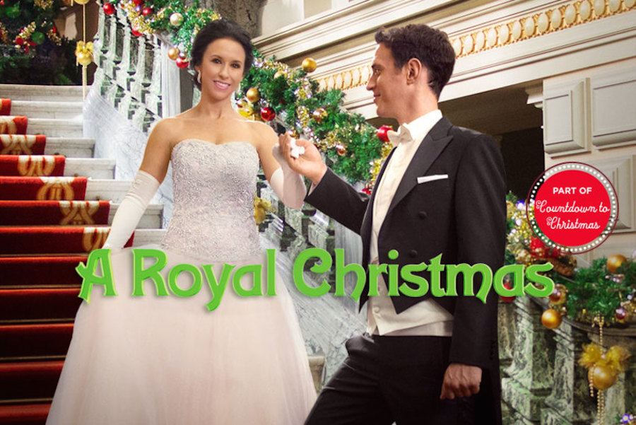 Cheesy Christmas Films Review: A Royal Christmas   Wolf & Stag