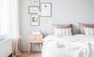Interiors Inspiration | Blush Pink | Wolf & Stag