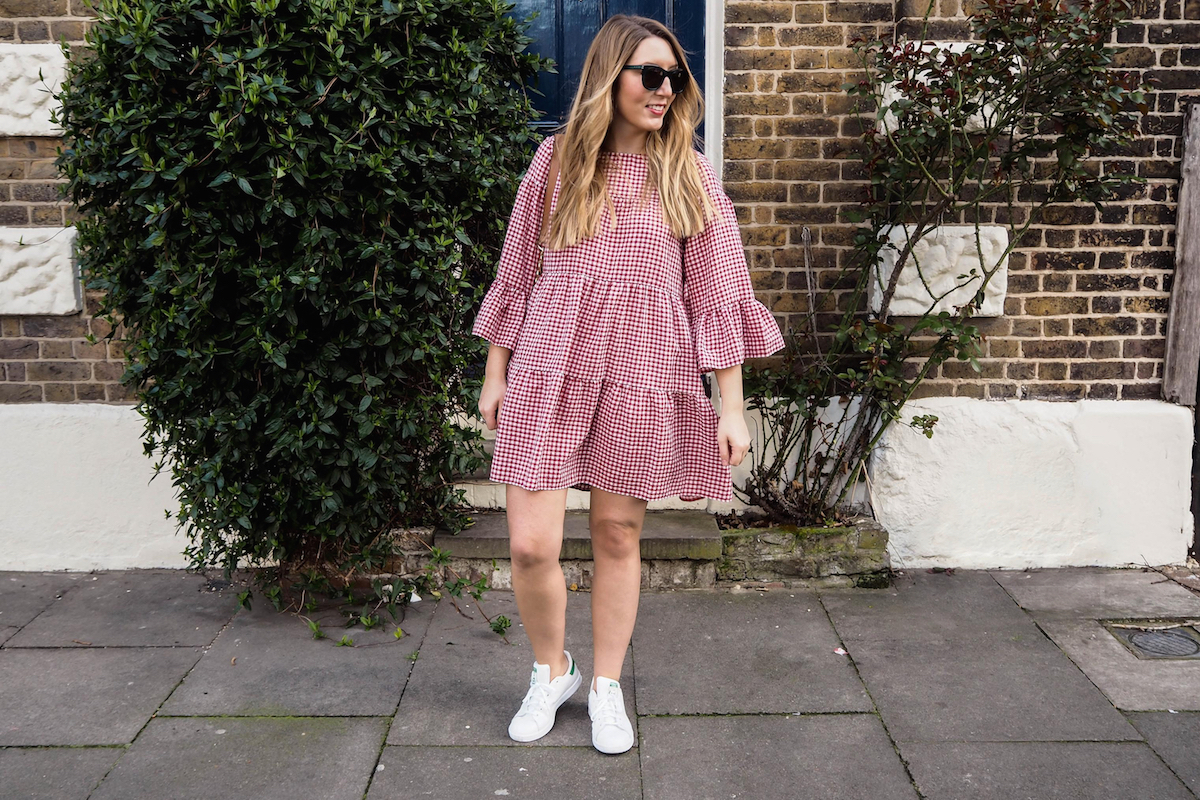 Zara gingham dress | Wolf & Stag