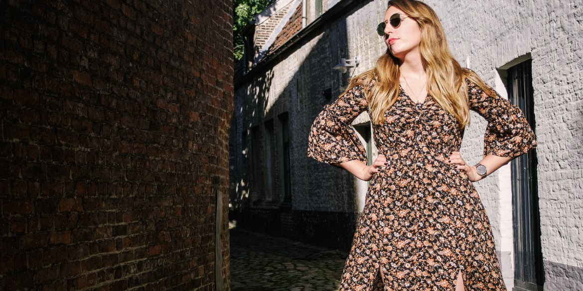 Friday Finds: The Best Midi & Maxi Dresses for Autumn