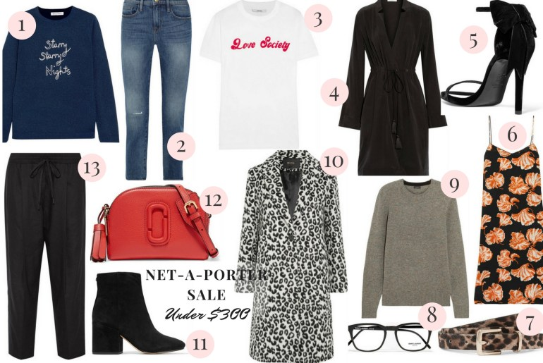 The Net-a-Porter sale - Under $300