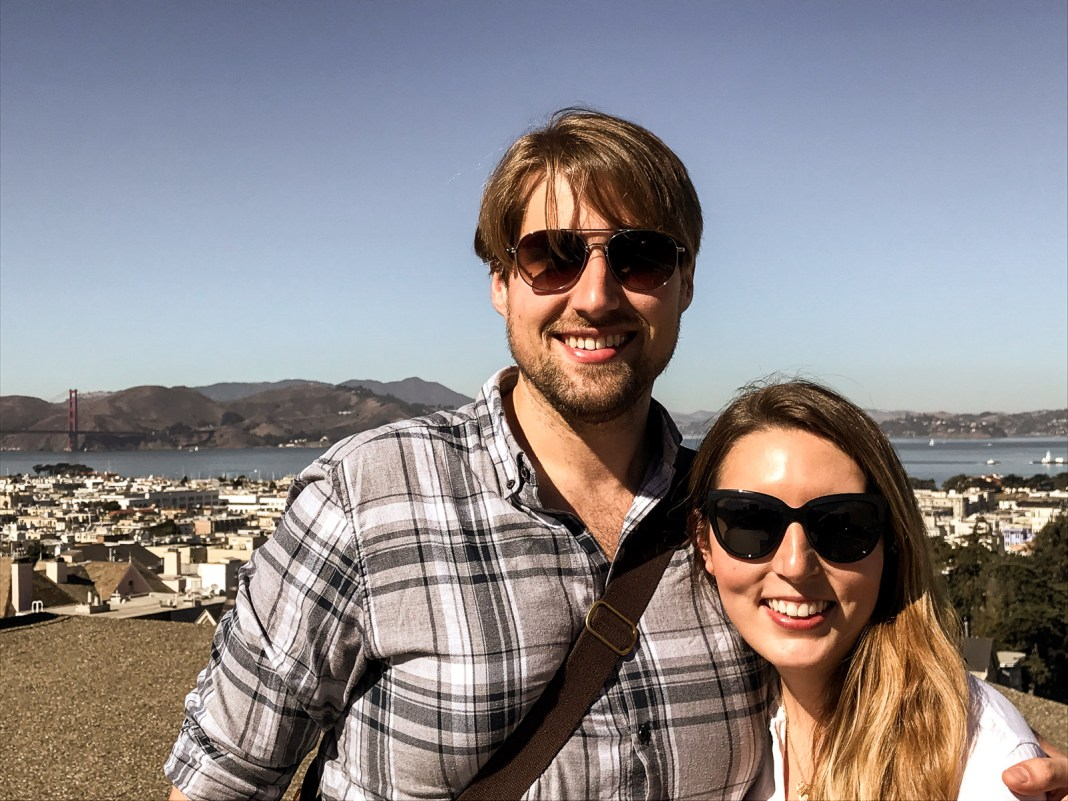 Views of the Golden Gate bridge   Life Update: Engaged, Thirty, Move   How NOT to do huge life events in 1 month   Wolf & Stag