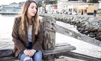 My Blogging Goals for 2018 + A Life Update | Wearing an Reformation blazer, Club Monaco striped sweater, Frame jeans & Sam Edelman black suede boots | Wolf & Stag