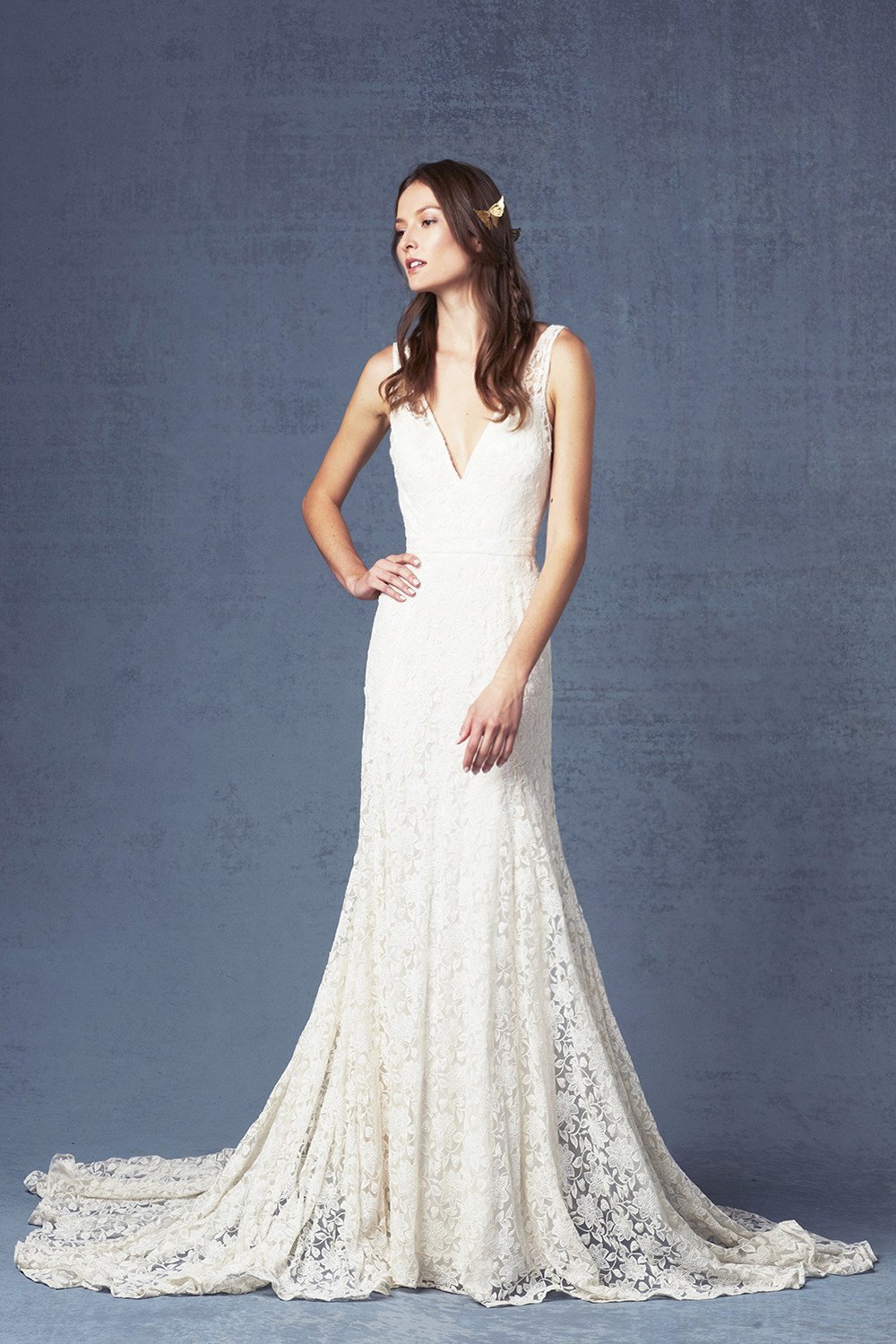 My Dream Wedding Dress Shopping Guide » Wolf & Stag