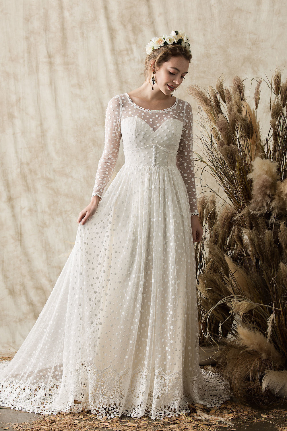 Wedding Dress Shopping: My Dream Dresses | Dreamers & Lovers | Wolf & Stag