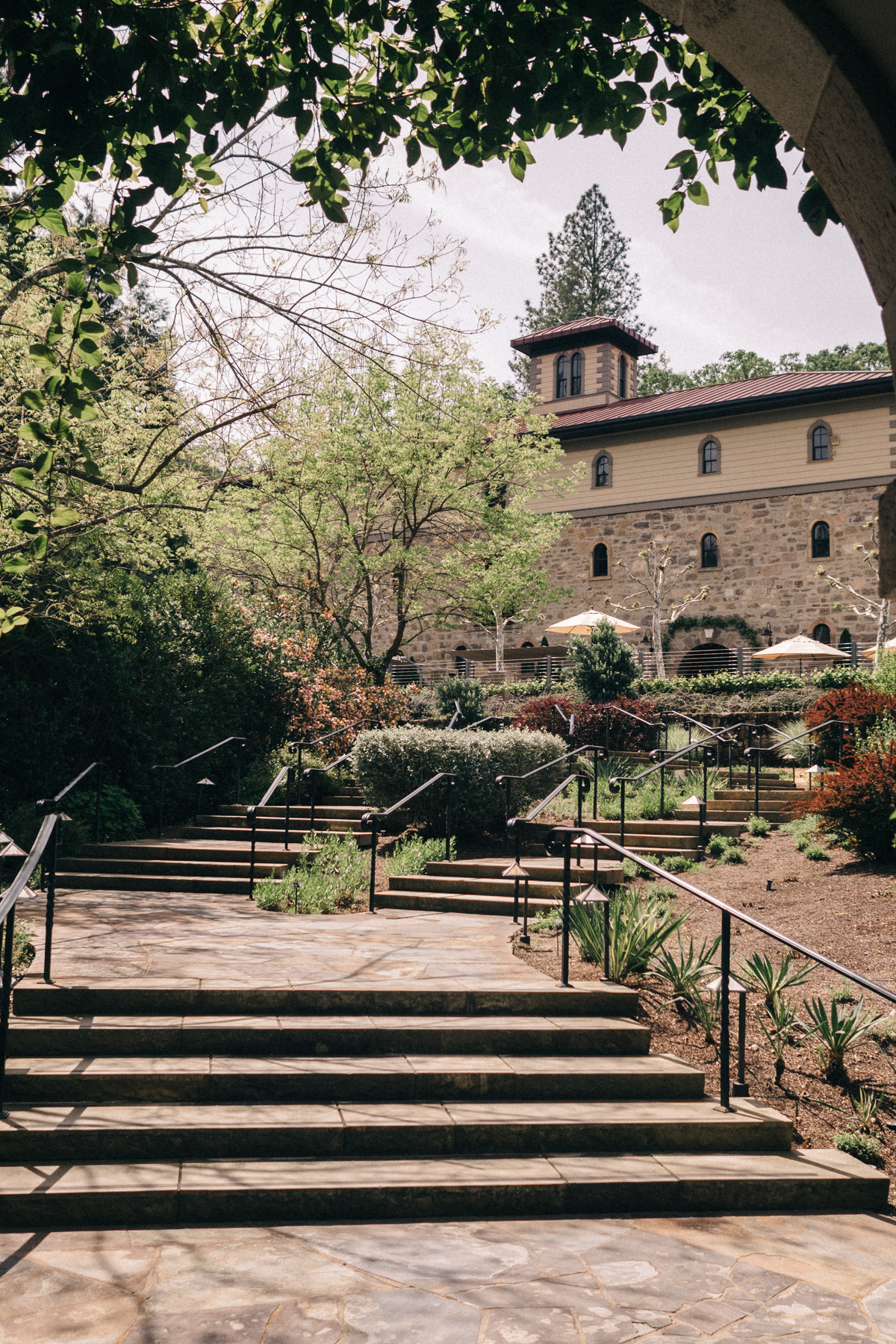 All Aboard the Napa Valley Wine Train | Beringer Winery | Wolf & Stag