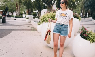 Travel Style: What I Wore (And What We Did) in Las Vegas | Wolf & Stag