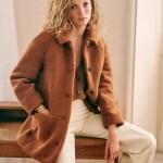 My Autumn Wishlist - Sezane teddy coat