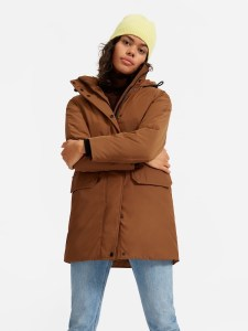 The Sustainable Winter Coat Edit | Everlane ReNew Military Parka