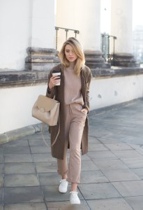 Spring Capsule Wardrobe: Dressy Loungewear