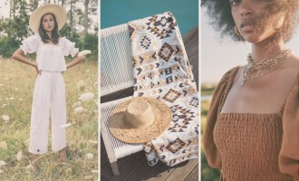 The Mostly Sustainable Summer Capsule Wardrobe   featuring boho, whimsical and romantic pieces from sustainable brands