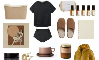 Sustainable Holiday Gift Guides: Gifts for Her   an edit of comfortable, useful, and sustainable gifts for the holidays, or even for yourself   W&S