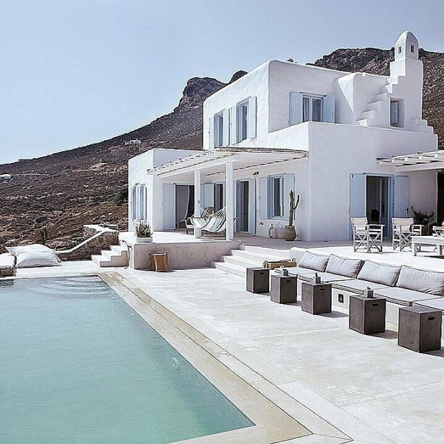 Mykonos you certainly know how to win a girls hearthellip