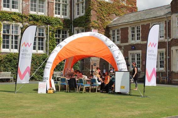 arts-wave-tent