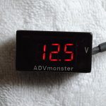 Voltmeter - ADV monster